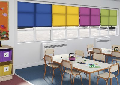 Trade School Blinds UK Manufacture