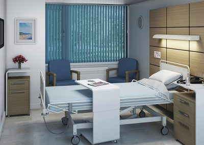 Trade Hospital Blinds UK Manufacture